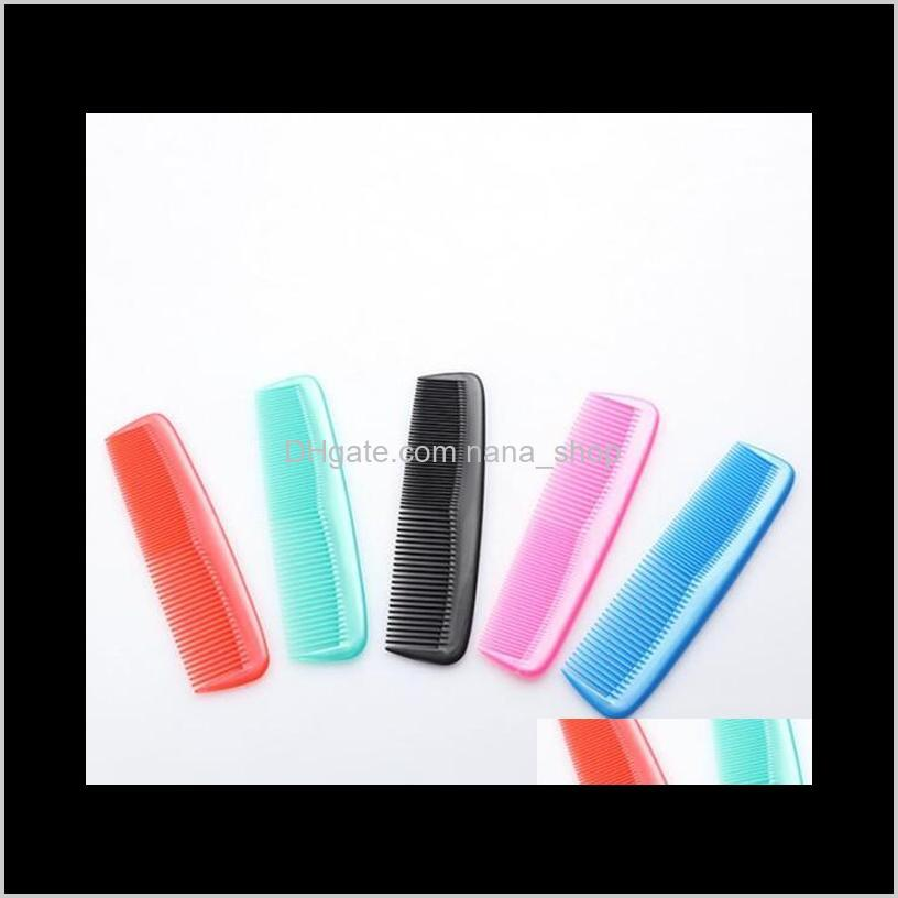 3pcs/lot high quality combs for salon hair styles mini hair brush styling tools hairbrush new anti-static hairdressing comb