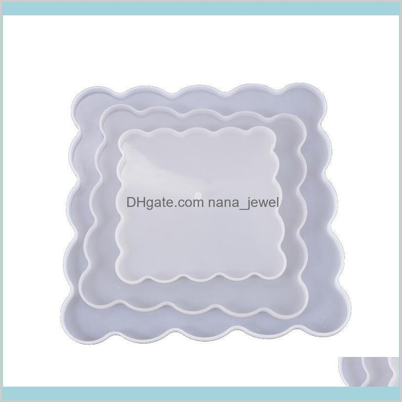 three layer fruit tray silicone mold