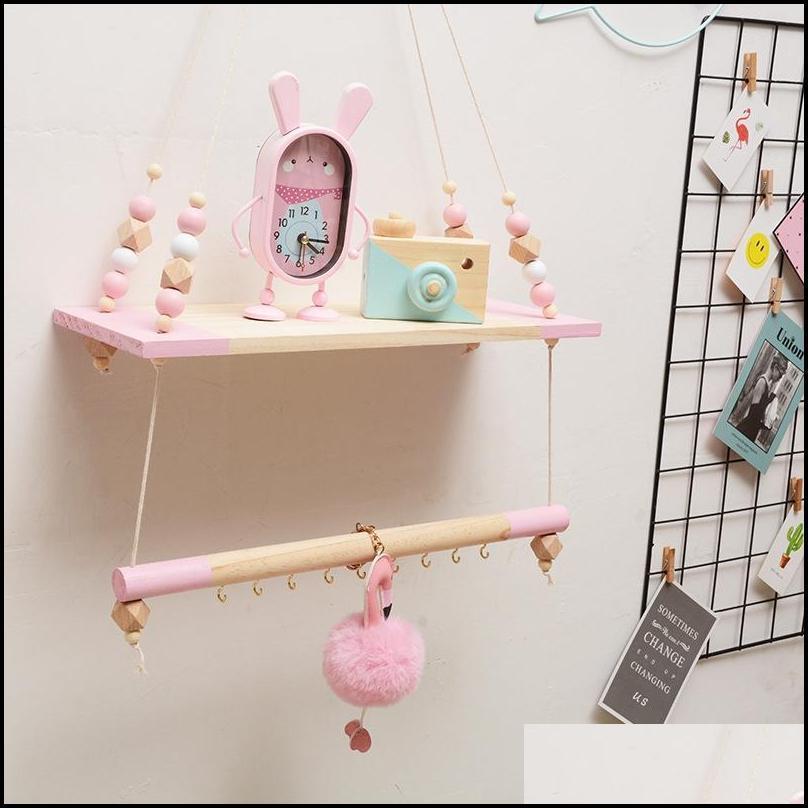 Nordic Children Room Decorative Storage Rack