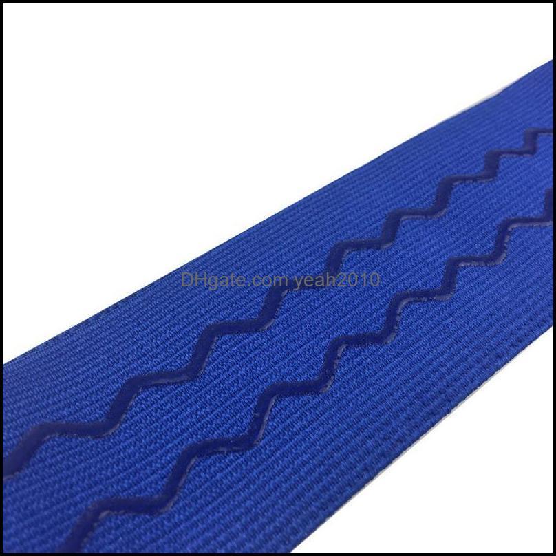 1pc Colored Elastic Absorbent Sweat Bands Yoga Running Fitness Headband Sports Hair Basketball Gym Stretch Wrap Brace Sweatband