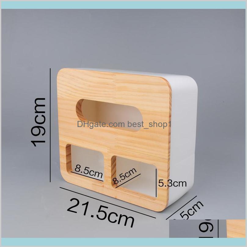 RSCHEF Home Kitchen Wooden Plastic Tissue