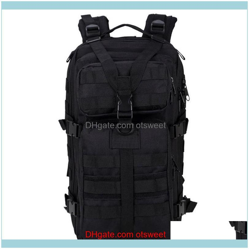 35L 3P Tactical Assault Pack Backpack Molle Waterproof Bug Out Bag Small Rucksack for Outdoor Hiking Camping Hunting1