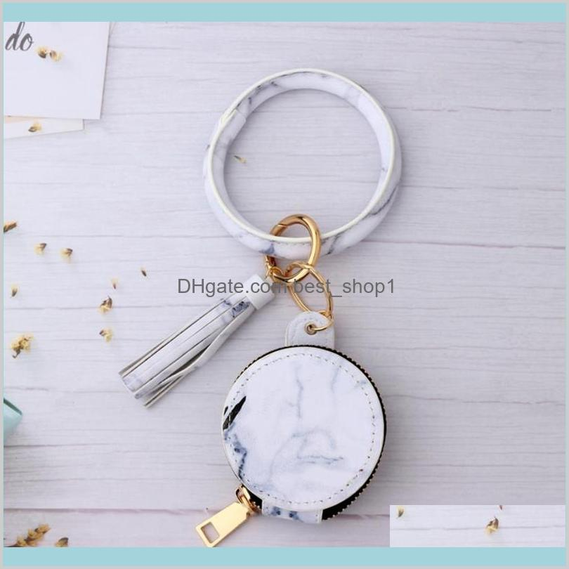 bracelet keychain earbuds bags with makeup