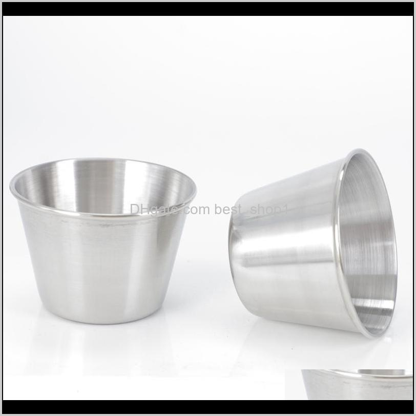 stainless steel spirit liquor cup portable stainless steel white wine glass small wine glass cup drinkware seasoning cup ewf3075