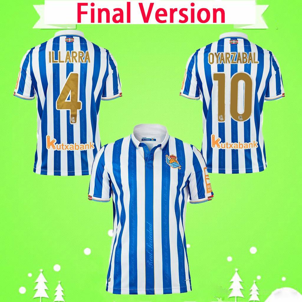 2021 Real Sociedad Copa Del Rey Final Kit 19 20 21 ...