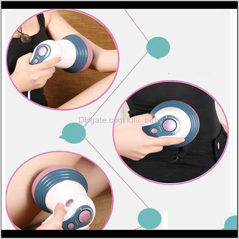electric body massager slimming infrared anti-cellulite machine massage women full body slim relax professional beauty tool roll