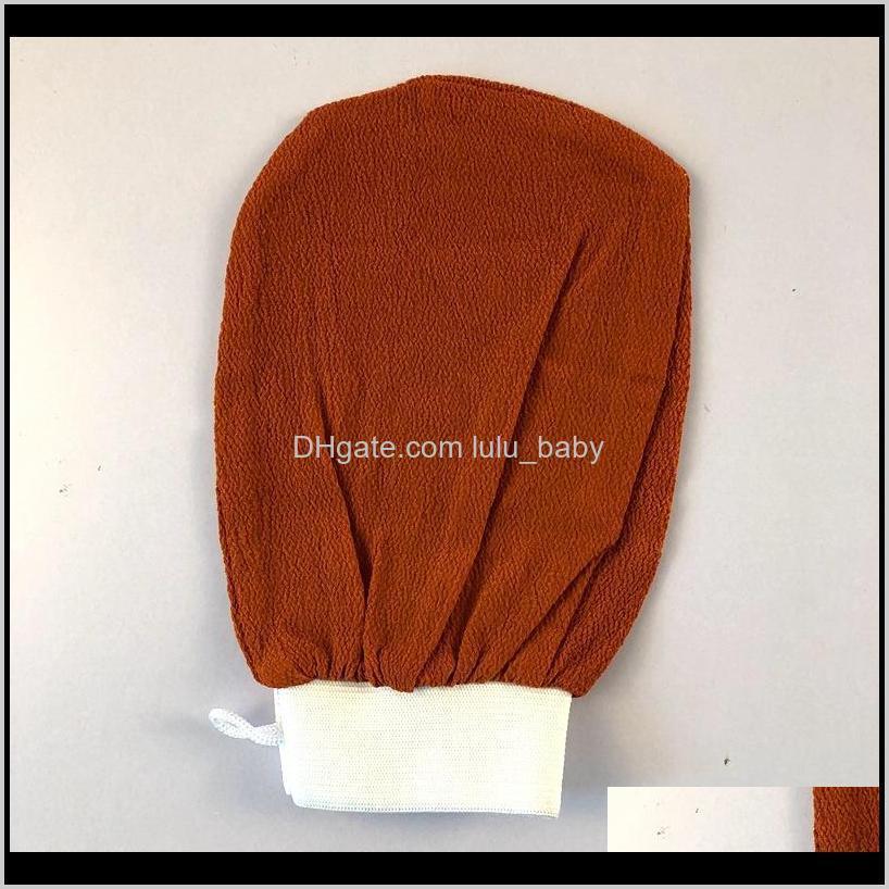 moroccan hammam bath scrub mitt glove exfoliating body facial tan massage skin exfoliator shower wash gloves cleaning tool 10pcs
