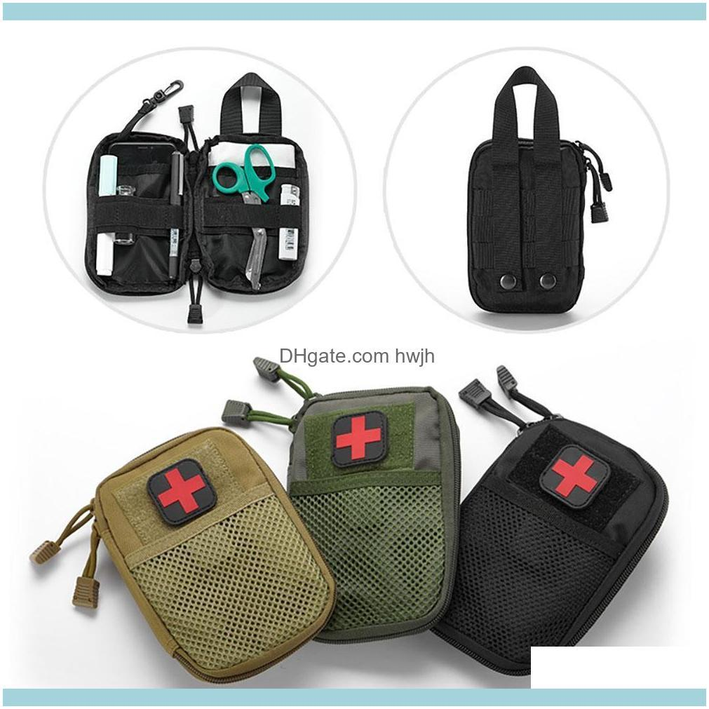 2019 New Empty Bag Bug Out Bag Water Resistant for Hiking Travel Home Car Emergency Treatment