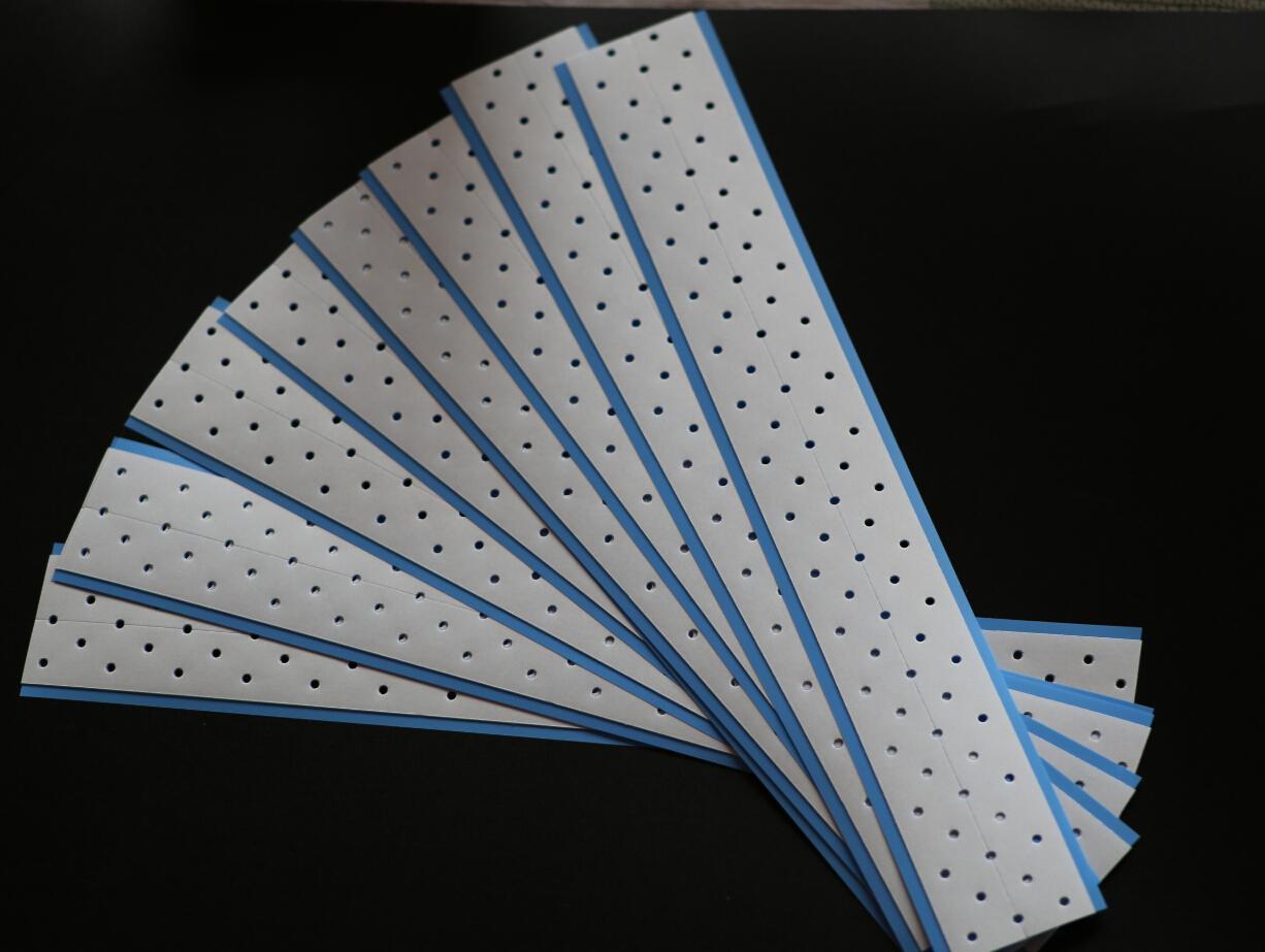 10 teile / los super qualität perücke klebeband toupet klebeband große löcher