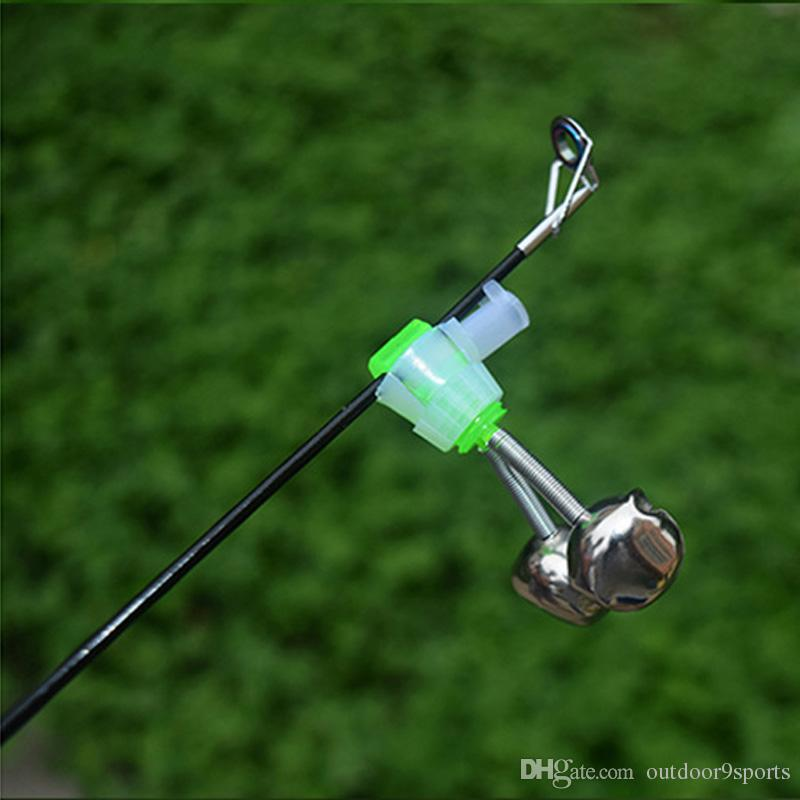 New Fishing Accessories Sea Fishing Rod Pole Fishing Alarm Bell Easy Disassemble Small Bell Spiral Bells for Sale