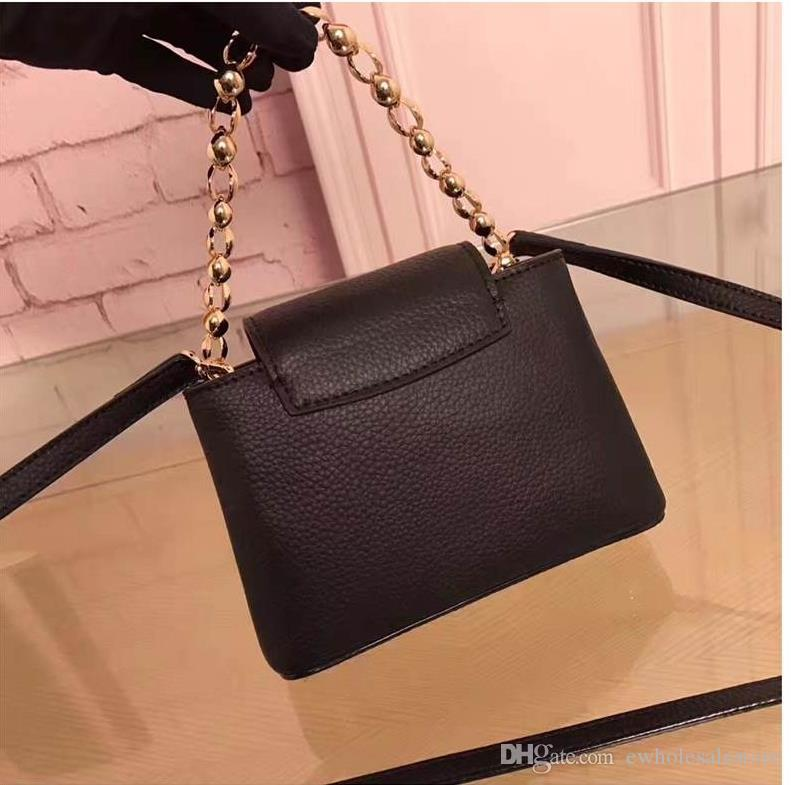 ce53f3e35f5a Luxury Designer Women s Leather Handbag  M42935 Small Shoulderbag Long And  Short Strap Sac Bolsas Leather Handbag Women Brand Style Top Bag Online  with …