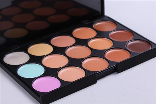 New Fashion Beauty Salon Professional Face Cream Makeup Concealer Contour Palette Sets maquiagem makeup