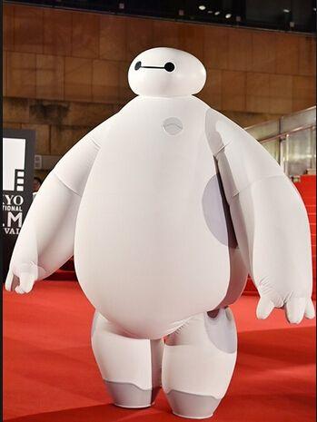 b172a6cebc10 Big Hero 6 Baymax Mascot Costume Adult Size Uhbk9 Custom Mascot Head Lion  Mascot Suit From Obsr