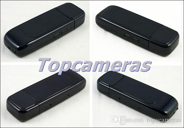 S829 Visión nocturna HD Mini DISCO USB Cámara Detección de movimiento 1280 * 960 U disco Mini videocámara USB Flash Drive Cámara de video