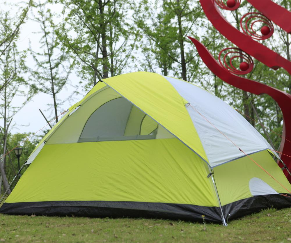 Wholesale Star Home C&ing Tent 1 2 Man Waterproof Anti Uv Double Layers Quick Install Dome Beach Tent Outdoor Hiking C&ing Tent Pet Shelters Near Me ... & Wholesale Star Home Camping Tent 1 2 Man Waterproof Anti Uv Double ...