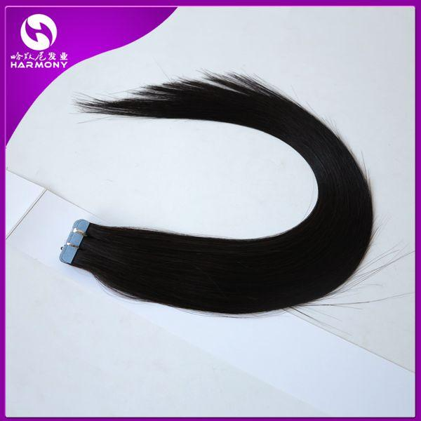 """20"""" Tape In Human Hair Extensions Double Wefted Tape Hair Extensions 100gAvailable"""
