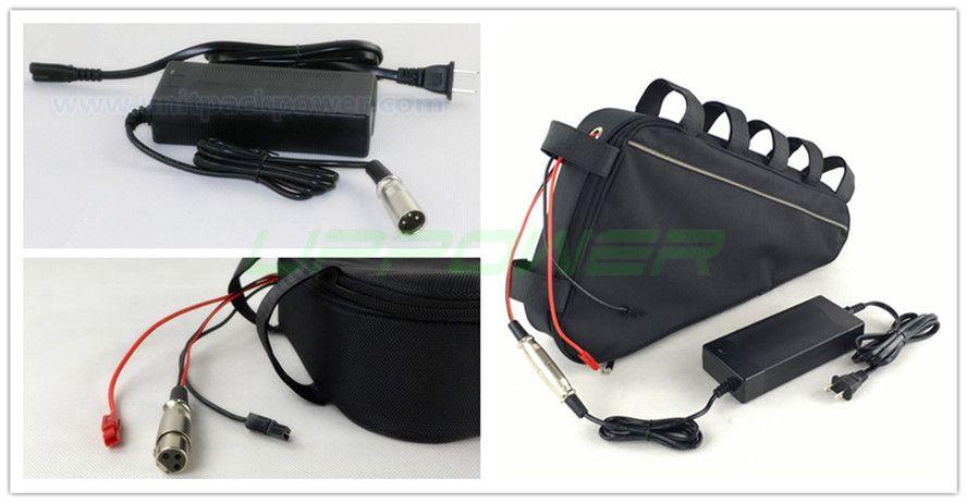 e-bike triangle battery