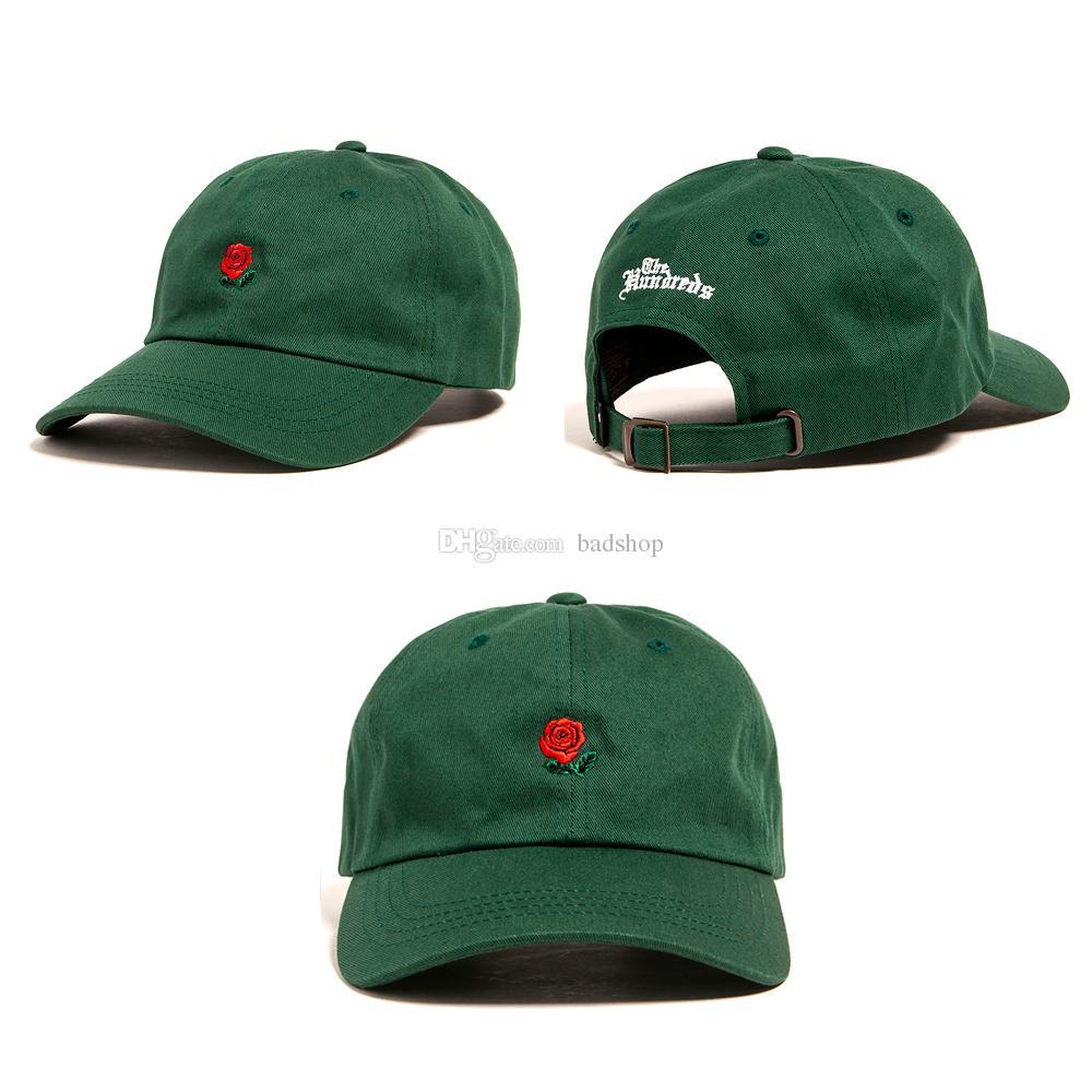 2017 The Hundreds Rose Snapback Caps snapbacks Exclusive customized design Brands Cap men women Adjustable golf baseball hat casquette hats