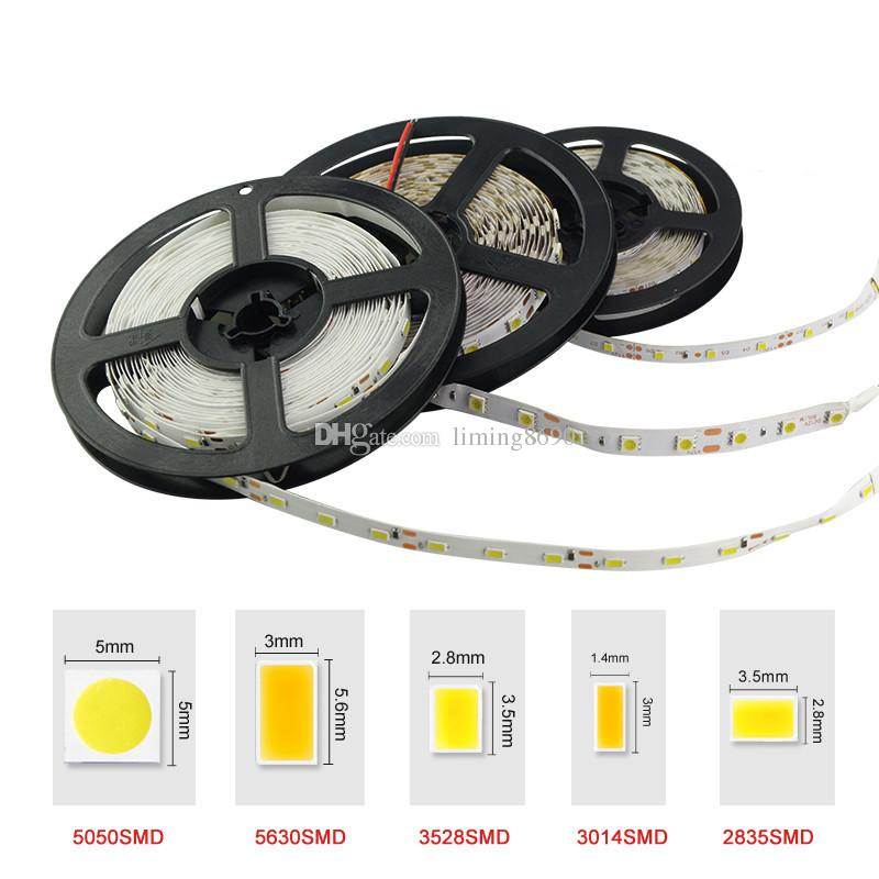 Led strip lights 5050 3528 5630 3014 2835 smd warm white red green led strip lights 5050 3528 5630 3014 2835 smd warm white red green blue rgb flexible 5m roll 300 leds ribbon waterproof non waterproof led strip lights mozeypictures Image collections