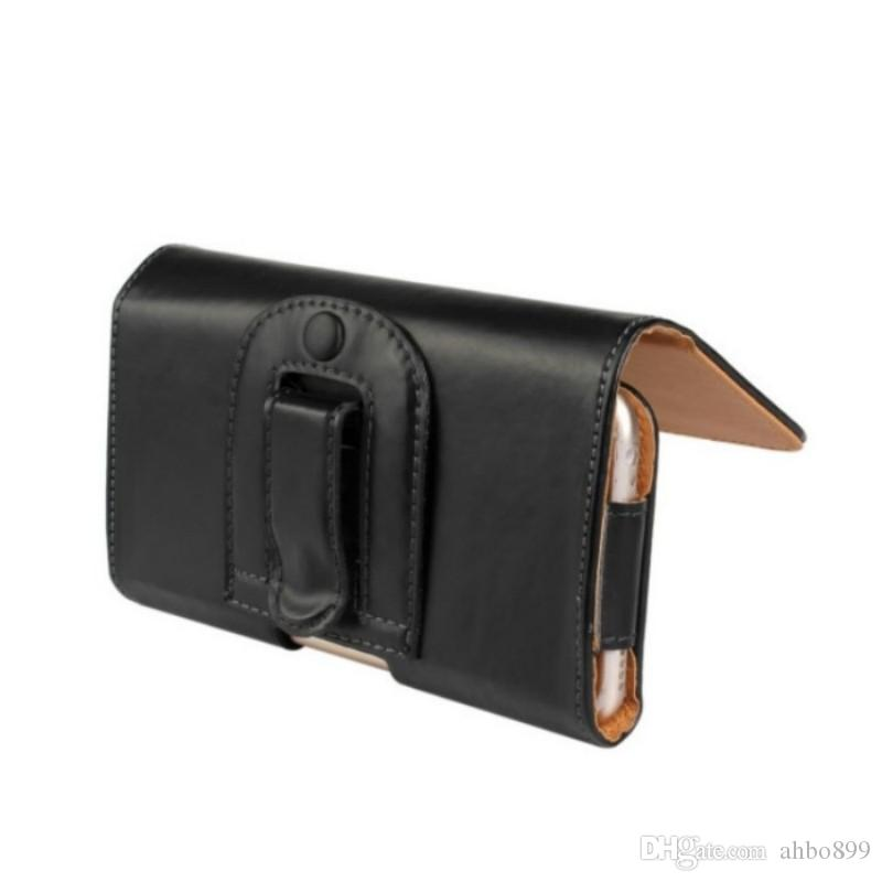 Newest Waist Case Holster PU Leather Belt Clip Pouch Cover Case For Alcatel One Touch Idol 2 OT 6037K 6037B 6037Y 6037 Phone Bag