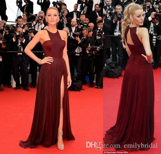 petite red carpet dress
