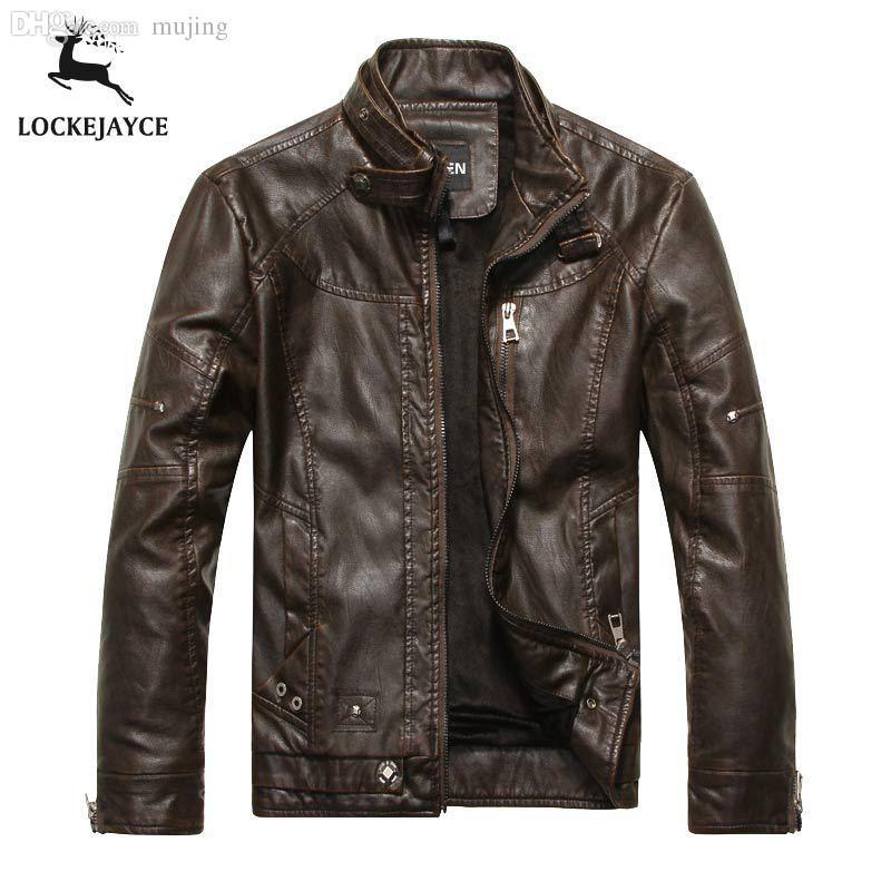 b16affd9b90 Fall-Leather Jacket Men Biker Jaqueta De Couro Masculina Mens Leather  Jackets And Coats PY001 Jacket Winter for Men Jackets for Tall Men Jacket  Coat Women ...