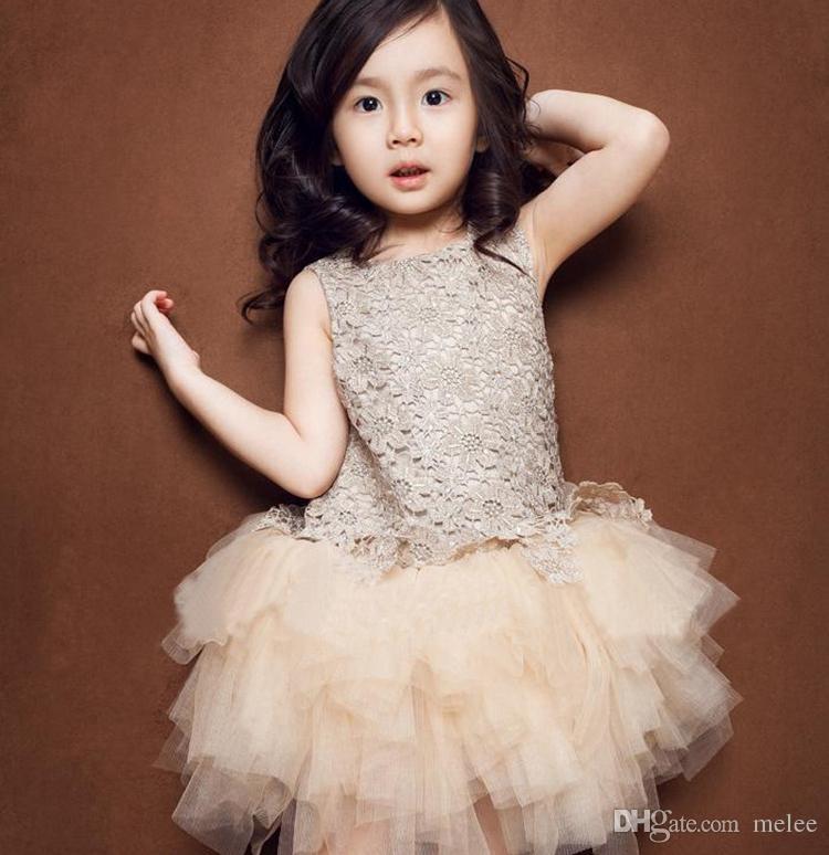 Kleid baby beige