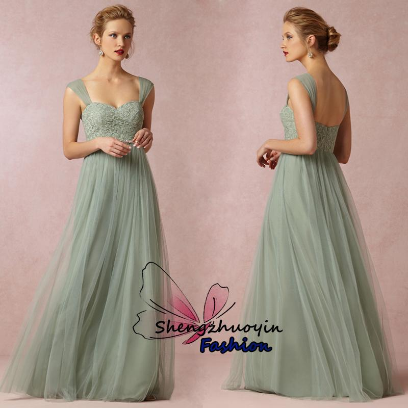 Vistoso Vestidos De Dama Verde Aqua Modelo - Ideas de Vestido para ...