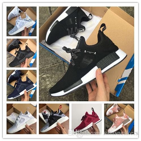 4585711b1ca33 Cheap NMD XR1 Primekin Runner Sneakers Boost Sneakers Women Mens Sports  Breathable Mesh Casual Shoes For Men Outdoor Sports Designer Shoes Ladies  Shoes ...