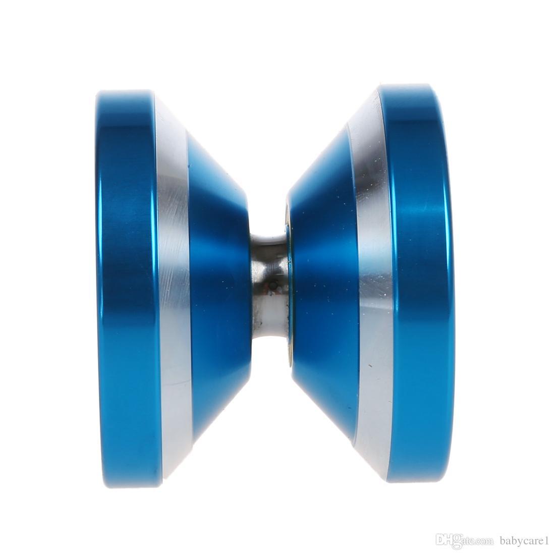 Magic Yoyo N8 Professionnel Aluminium Yo Yo - Bleu