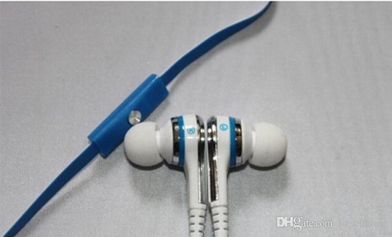 Meilleur portable Mini 50 cent avec bouton micro et mute Ecouteurs SMS Audio In-Ear écouteurs STREET de 50 Cent haute qualité pas cher ONE