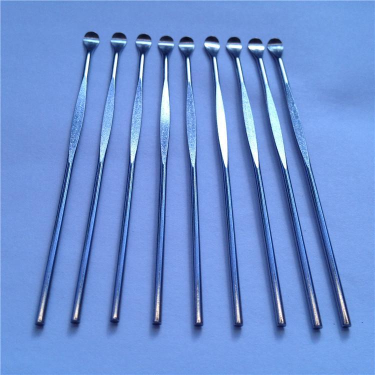 新しいVAPEデュアルコイルワックスDABツールVAXアトマイザーステンレス鋼DABツールDabberツールドライハーブ気化器ペンダバーツール2