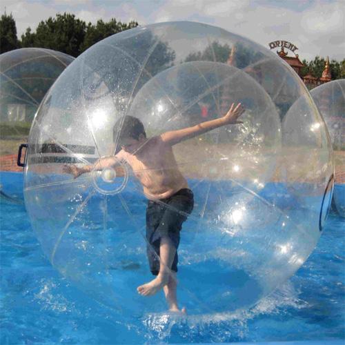 Inflatable Pool Photoshoot