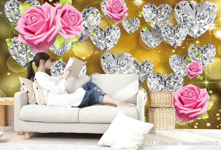 wallpaper moderne 3D Hotel Hotel Resort Wand Fototapete