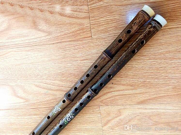 Flûte en bambou Chinois Dizi Professionnel Pan Flauta Instruments de Musique Touches F / G Livraison gratuite flûte en bambou