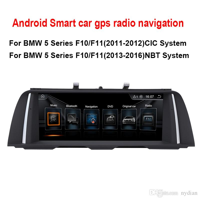 10 25 Android 8 1 Car Radio Audio Stereo for BMW 5 series F10/F11  (2013-2016) GPS Navigation MP5 Bluetooth WiFi Mirrorlink