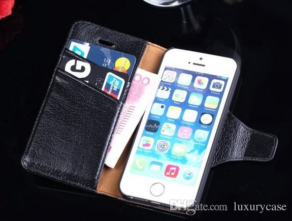 d9ff7ba5a04f Classical Sale For Iphone 5 5S Case Flip Cover Stand Wallet Luxury Original  Colorful Genuine Leather Case For Apple Iphone 5 5S Durable Cell Phone Cases  ...