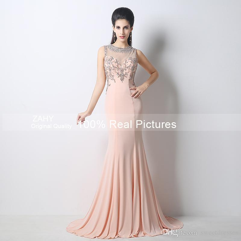 Affordable 2015 New Prom Dresses 100% Original Designer Dresses ...