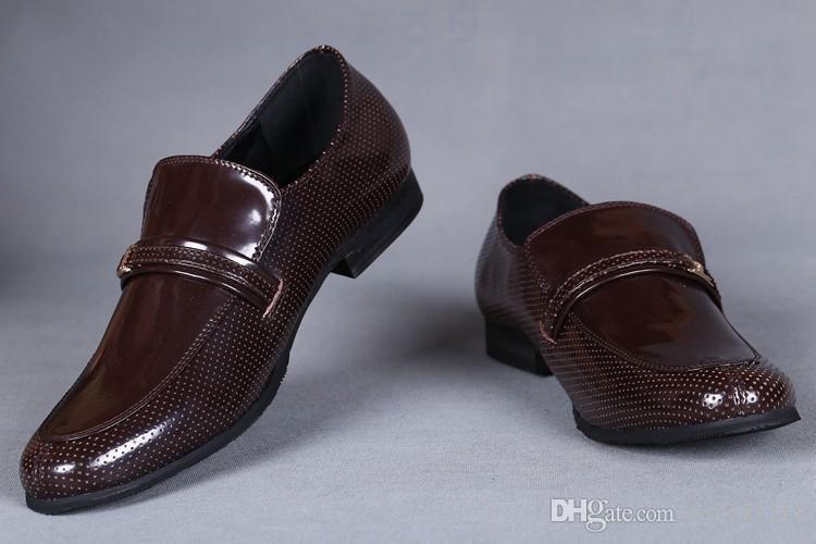 Paris Brand New Mens Dress Shoes Fashion Oxford Shoes For Men ...