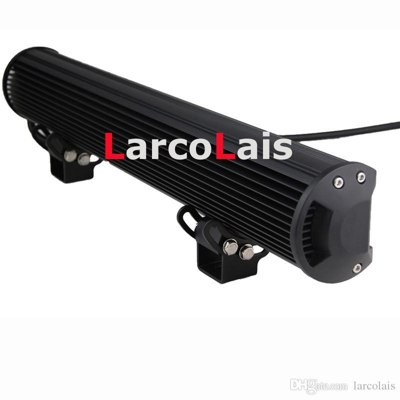 20Inch 126W CREE-LED-Lichtleiste Jeep-LKW-Anhänger 4x4 4WD SUV ATV Off-Road-Auto 12V-Arbeits-Arbeitslampe Bleistift-Spread-Strahl