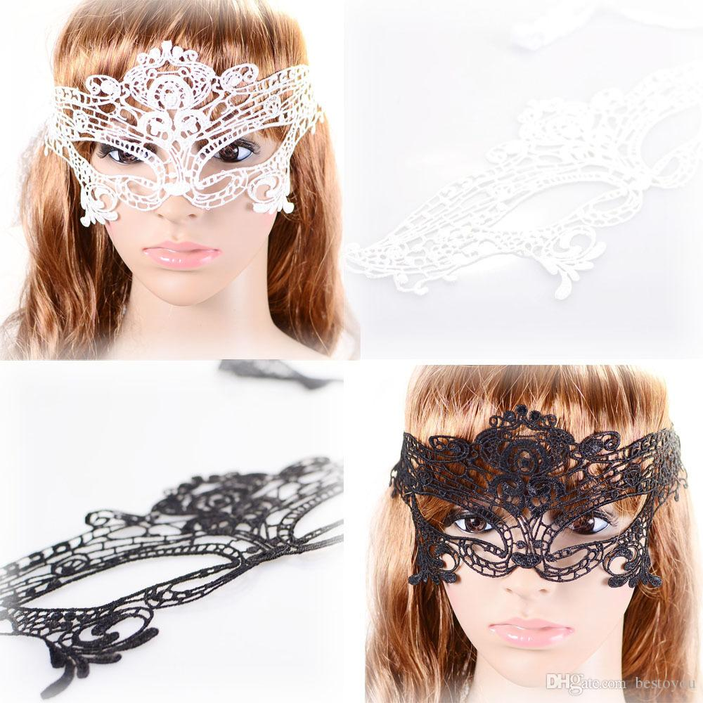 Sexy Lace Eyes Masks Masquerade Party Halloween Fancy Party Masks ...