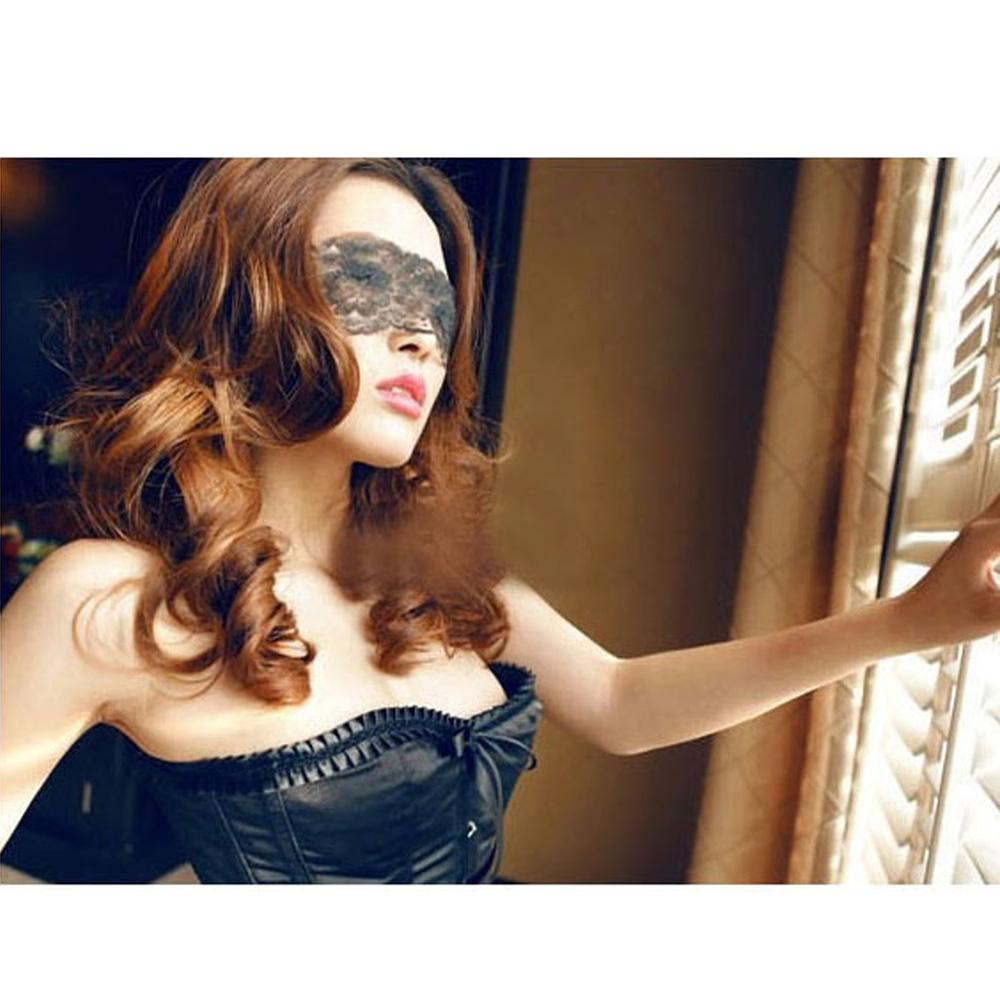 Dress up for masquerade party - Sexy Girl Lace Eye Mask Eye Veil For Masquerade Party Halloween Dress Up