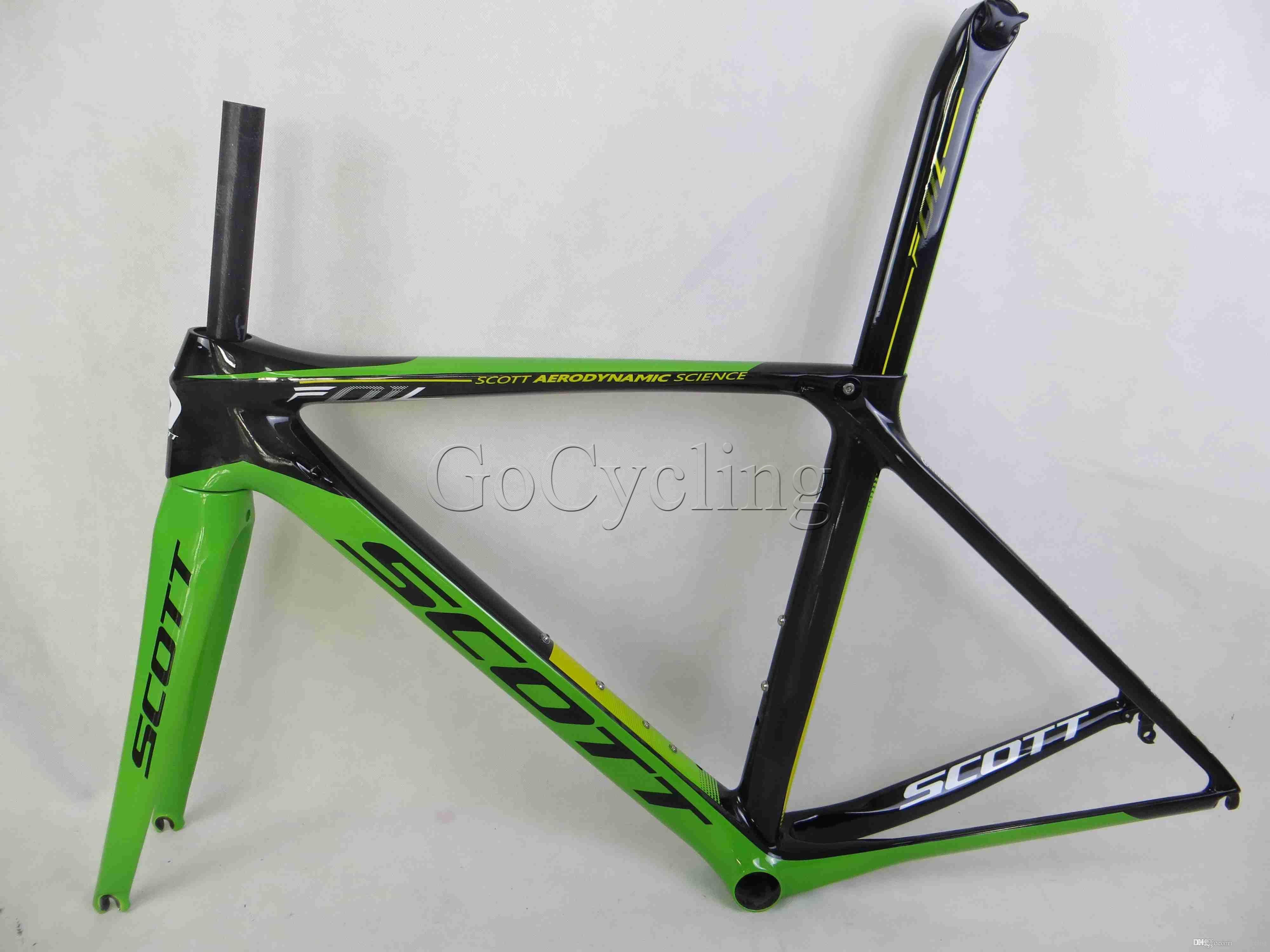 Foil Aerodynamic Racing Frame Carbon Road Bike Frames Bb91 Foil F10 ...