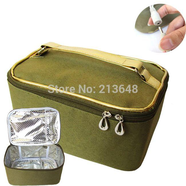 maike cs1162 wholesale retail new usb thermal insulation lunch box food warmer heating storage container bag mens gadgets modern gadgets from mkdstore