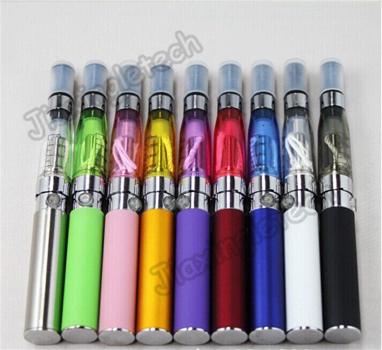 Ego ce4 bolha cigarros eletrônicos vaporizador Ego T Bateria 650mAh 900mAh 1100mAh Ce4 Atomizador Clearomizer e cigarro muito