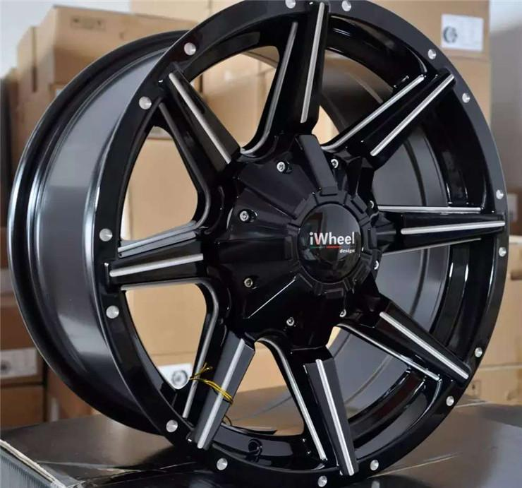 Hot Selling Suv Alloy Wheels Car Wheels Wheel Rims