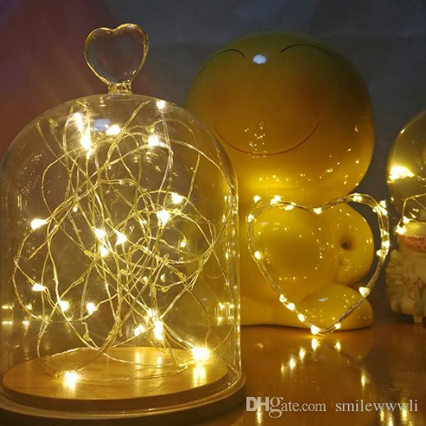 2018 2017 europe new and explosion of merry christmas color decorative lamp string waterproof wire 2m 20 led button battery from smilewwwli 6 24 dhgate