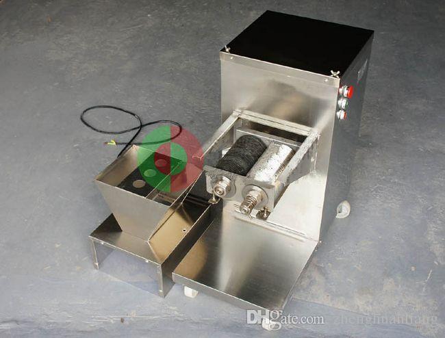 Vente en gros - Machine de découpe de viande Livraison gratuite 110 / 220v QW, trancheuse de viande, découpeuse de viande, machine de traitement de viande 800kg / hr