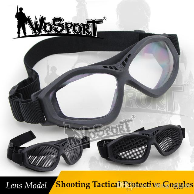 264e3230314 WoSporT Shooting Tactical Protective Goggles PC Lens Sunglasses for  Paintball Airsoft Tactical Sunglasses Wargame Tactical Gear Tactical  Sunglasses ...