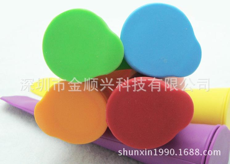 Wholesale DIY Silicone Ice Lolly Pop Lollies Maker Jelly Moulds Jelly Molds Popsicle mold Ice Cream Tubs New Design